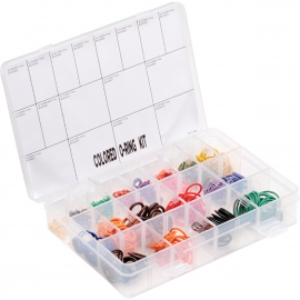 Dye DM colored oring kit
