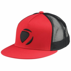 Dye Icon Snapback Red