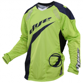 Dye C14 Jersey Ace Lime/Navy