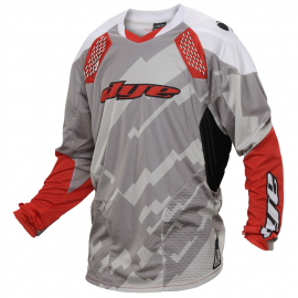 Dye C14 Jersey Air Strike Grey/Red