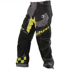 Dye C14 Pants Bomber Black/Lime